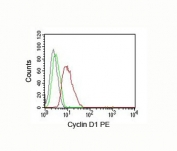 Flow cytometry Cyclin D1 antibody MCF-7